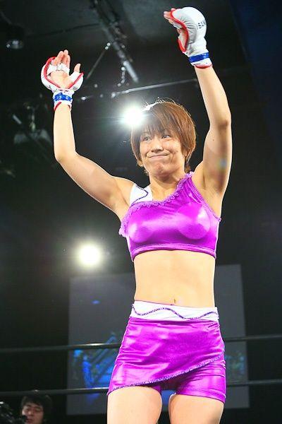 Miyoko Kusaka  #mma  #womensmma