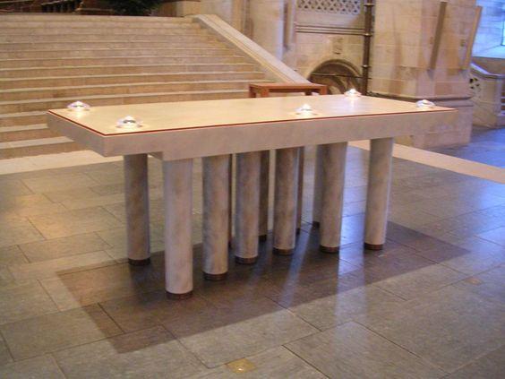 Altar de la Catedral de Lund (Suecia)