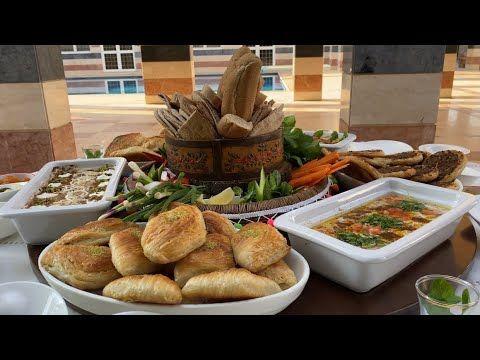 فطور سوري في المدينة المنورة Youtube Cooking