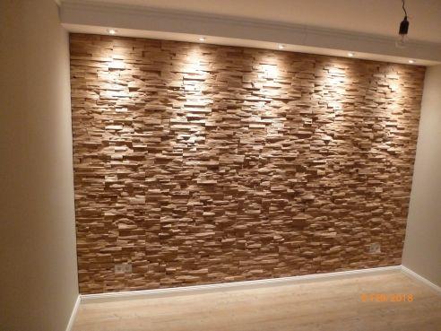Wandverkleidung Wandpaneele Typ Tirsen Spaltholz 3d Eiche Gespaltet In 2020 Wood Panel Walls Wall Paneling Wood Paneling