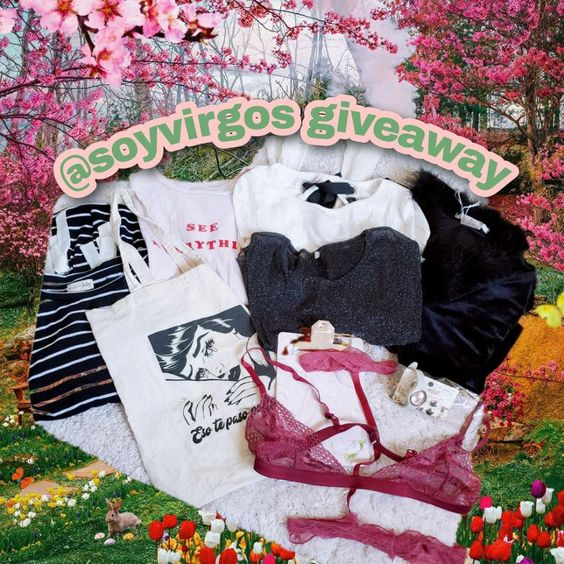 soyvirgos instagram blogger wordpress giveaway depop blog money venmo donation free money and clothes depop seller