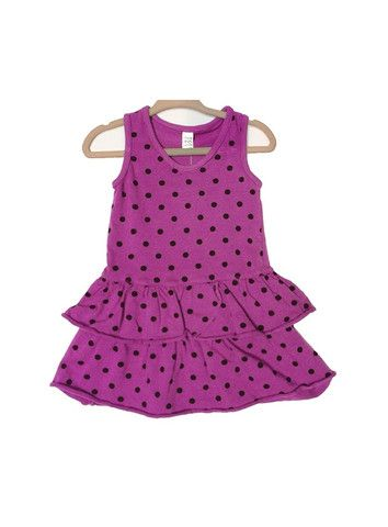Tulip Dress - Pansy Dot | CC & Mays