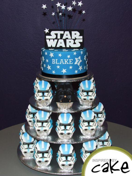 Star Wars, War and Star wars cake on Pinterest