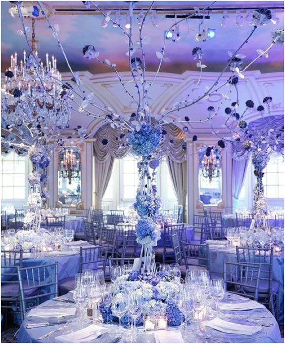 Winter Wonderland Wedding Ideas: Winter Wonderlands That Give Us Chills