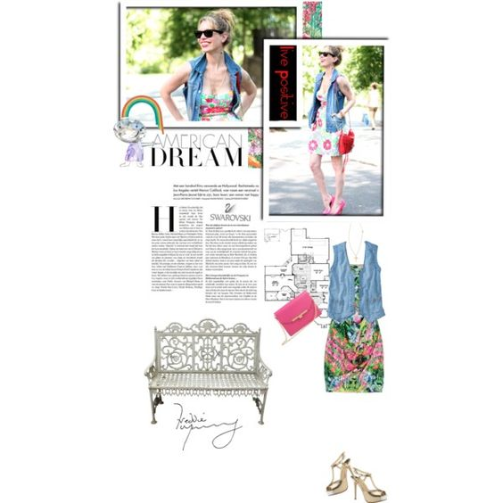 More Than a Feeling with Swarovski: Hope, created by justagnes on Polyvore