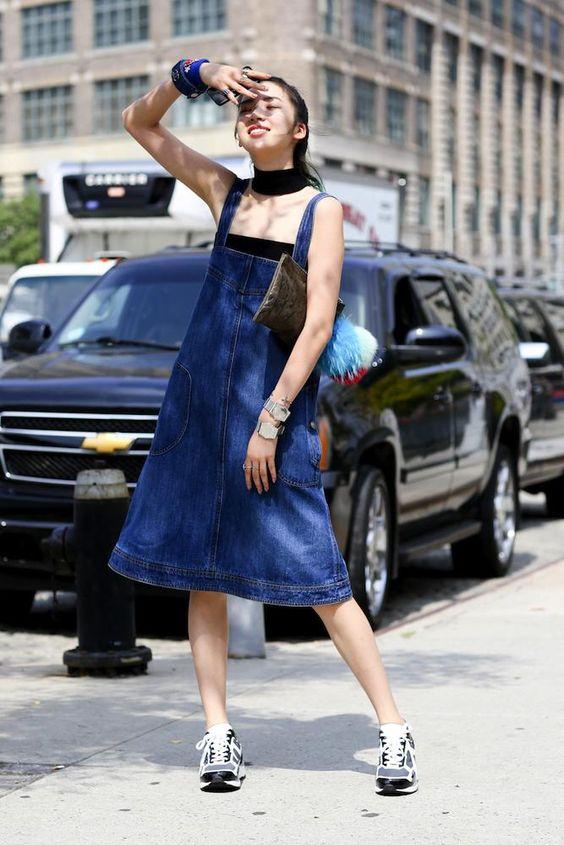 NYFW Spring 2015 Street Style - theFashionSpot: