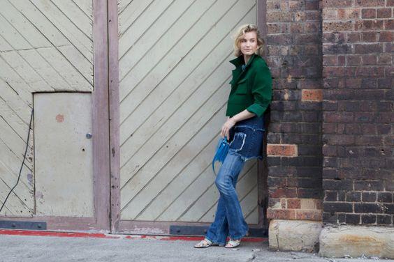 Amazing Fashion Week Australia 2015 Street Style | StyleCaster