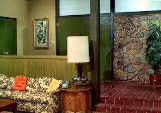The Brady Bunch Blog: The Brady Residence: