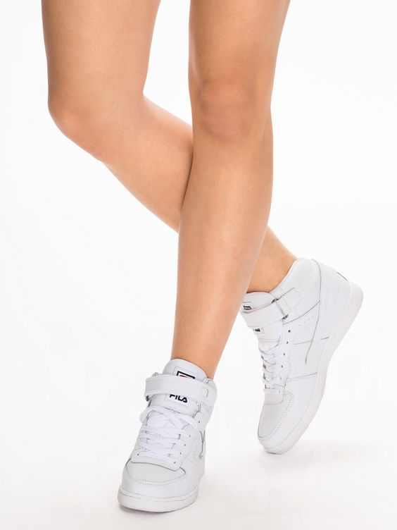 Fila Chaussure Blanche Femme