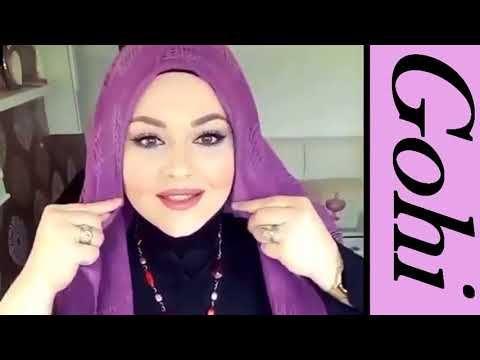اكثر من 10 طرق لف الحجاب جديدة على الموضه حجاب ستايل طريقة سهلة و جميلة Youtube Ways To Tie Scarves Hijab Wear Baby Tumblr