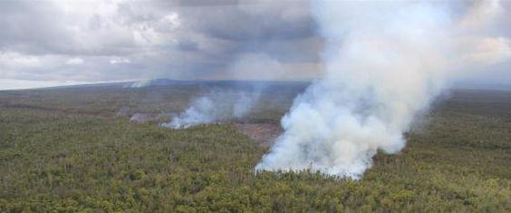 Hawaiians: Don't Divert Lava Flow Threatening Homes