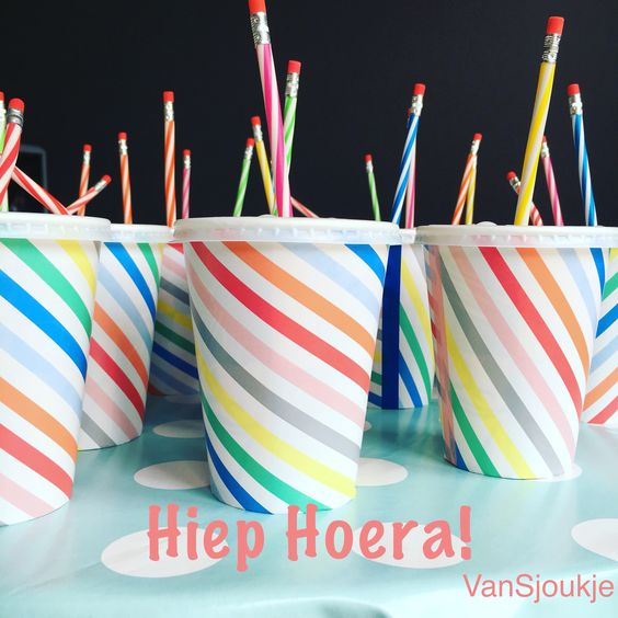 Traktatie voor onze jarige jet! #traktatie #verjaardag #treat #birthday #vansjoukje
