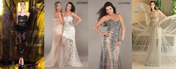 выпускные платья 2013 года