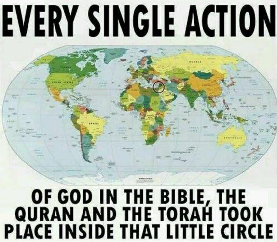 Abrahamic Religions: