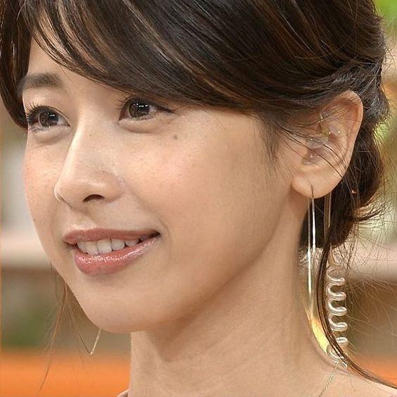 美しい加藤綾子
