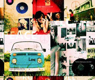 Backgrounds vintage!!! Lindos...