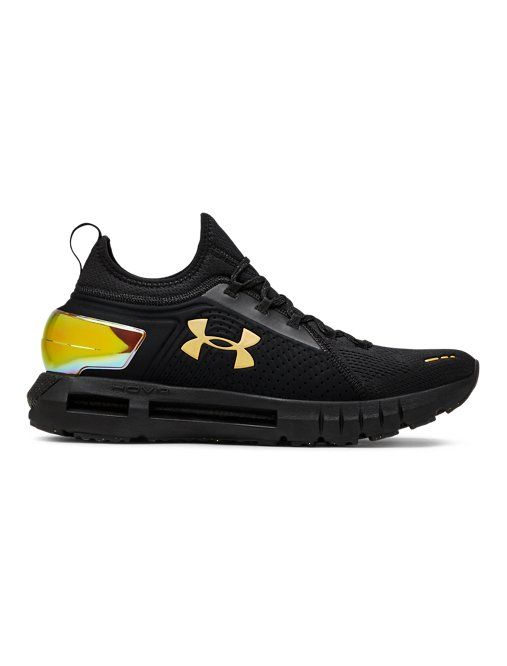 Under Armour Mens HOVR CTW Running Shoes Trainers Sneakers Black Sports