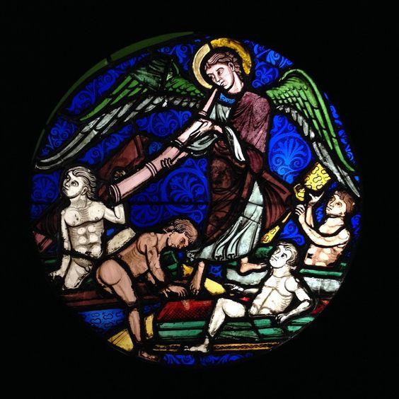 vitrail muse de cluny chapelle de la sorbonne chappelle de la
