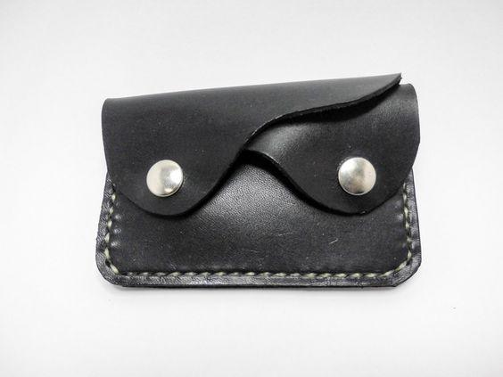 Monedero- Moneder- Purse. Cuero- Cuir- Leather.