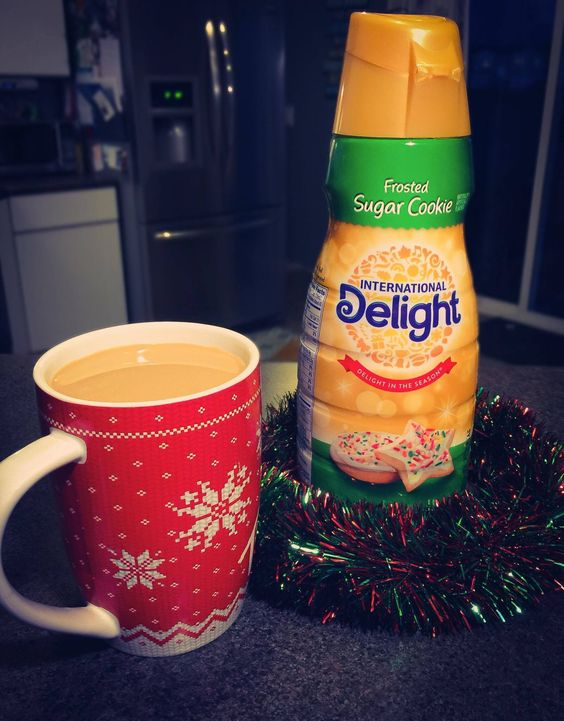 @influenster @indelight Mmm tasty Frosted Sugar Cookie ...