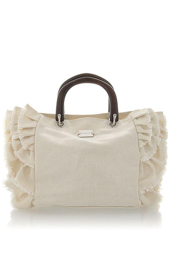Frilly bag