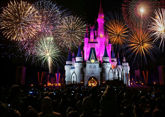 Happily Ever After FIrework