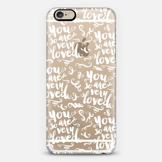 You Are So Very Loved (pattern 03 android) - Classic Snap Case