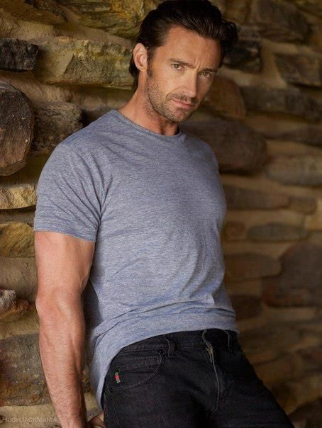 Hugh Jackman. Just wow!