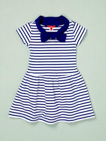 girls stripe dress-one kid