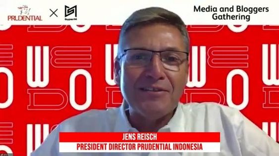president director prudential indonesia