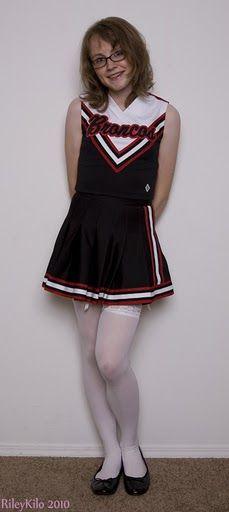 Boys can be cheerleaders too.