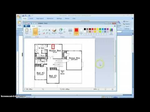 How To Make A Floor Plan For Begginers Spreadsheet Design Microsoft Excel Floor Plans