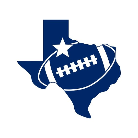 Texas Football Cuttable Design Cut File. Vector, Clipart, Digital Scrapbooking Download, Available in JPEG, PDF, EPS, DXF and SVG. Works with Cricut, Design Space, Cuts A Lot, Make the Cut!, Inkscape, CorelDraw, Adobe Illustrator, Silhouette Cameo, Brother ScanNCut and other software.