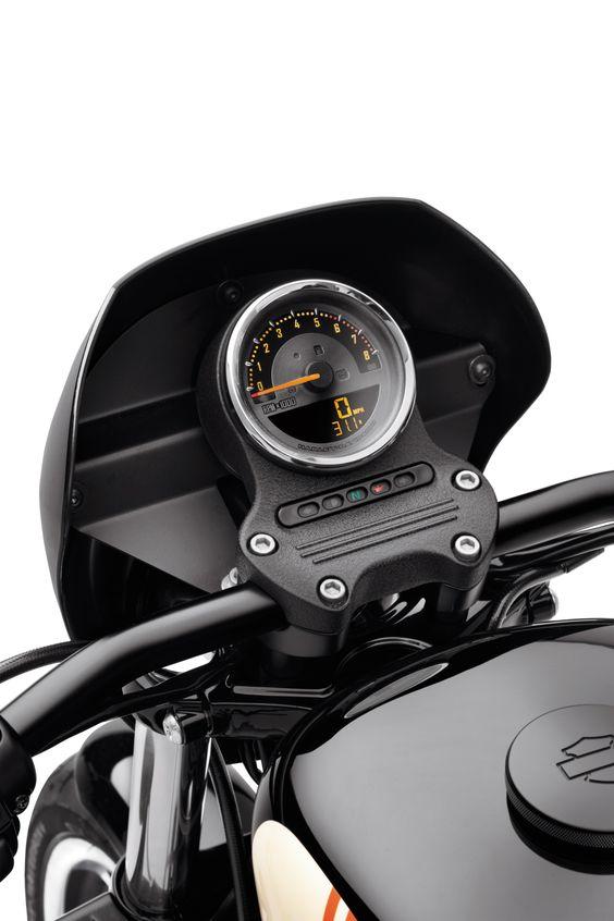 Combo Digital Speedometer/Analog Tachometer Engine