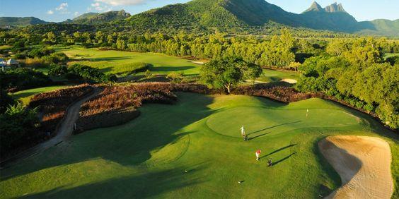 Tamarina Golf - Tamarina Boutique Hotel - 4 étoiles - Tamarin - Maurice #golf #green #golfcourse #courses #hotel #ilemaurice #mauritius