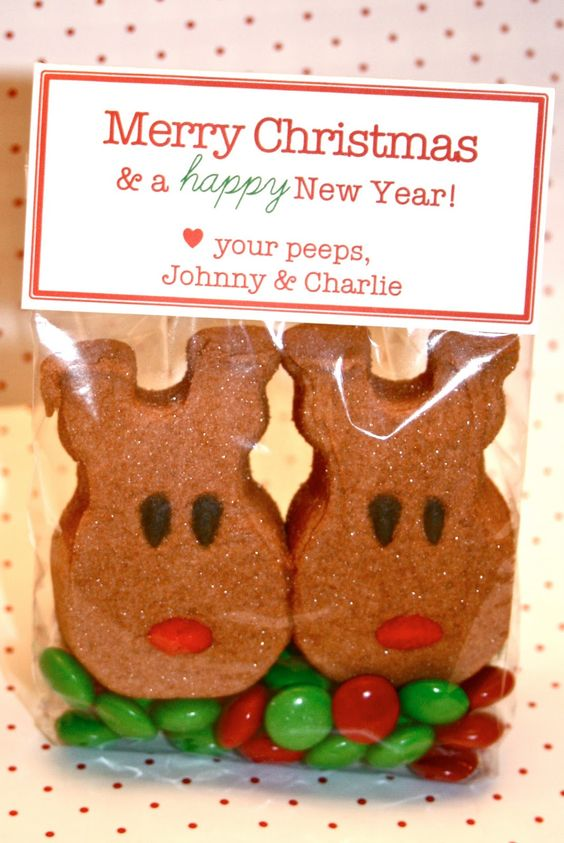 Merry Christmas, Love your peeps!!