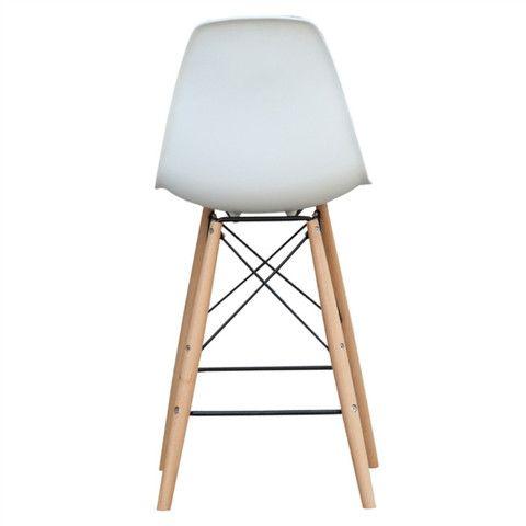 Woodleg Bar Chair (set of 4)