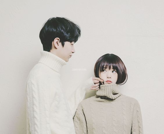 couple, kfashion, korean, kstyle, ulzzang, ulzzang couple: