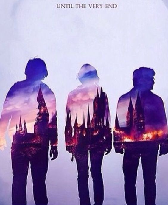 until the very end. I will love harry potter always.