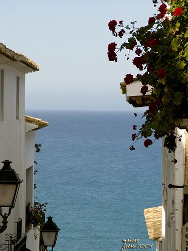Cara a la mar, Altea, Mar Mediterráneo