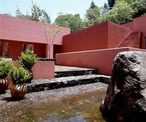 Casa Framboyanes  LEGORRETA+LEGORRETA