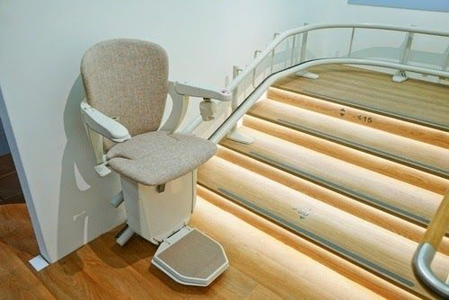 Cost To Install A Stairlift Estimates And Prices At Fixr Straight Stair Lift View Specifications Details Of Stair Chair Lif In 2020 Stair Lift Stair Lifts Chair Lift