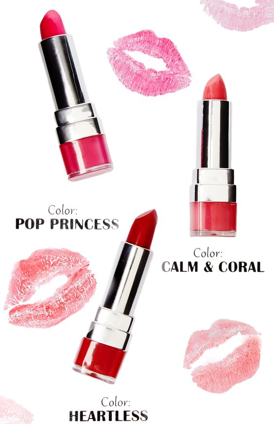 Mwah! Shop #rue21 #lipstick here: http://www.rue21.com/store/jump/category/Lips/cat30025