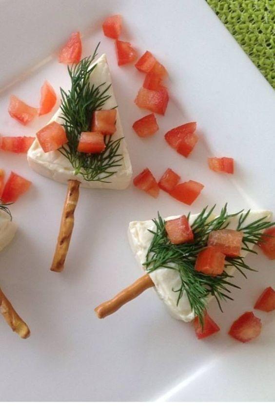 choinka z sera - na przyjęcie (b)
