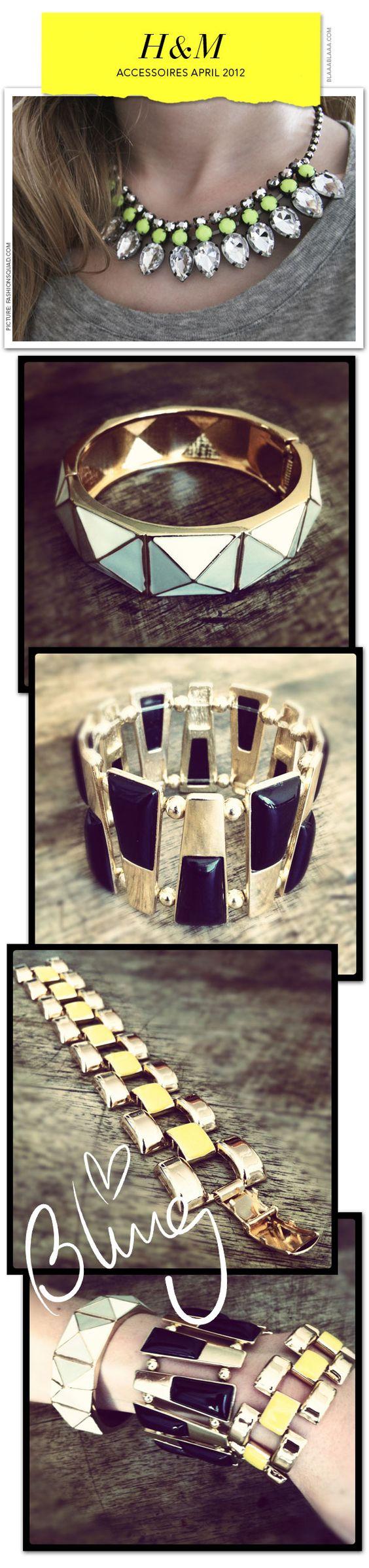 H Statement Jewelry April 2012