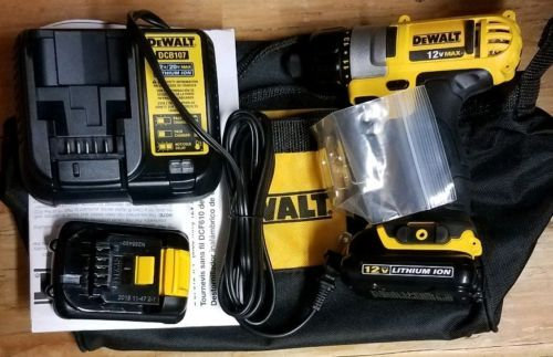 Screwdrivers 122839 Dewalt Dcf610s2 12 Volt Max 1 4 Inch Screwdriver Kit Buy It Now Only 83 95 On Ebay Scre Dewalt Screw Drivers Screwdrivers