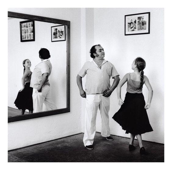Flamenco  ::: El Farruco and Carmen Segura · Sevilla 1983 ::: by Gilles Larrain