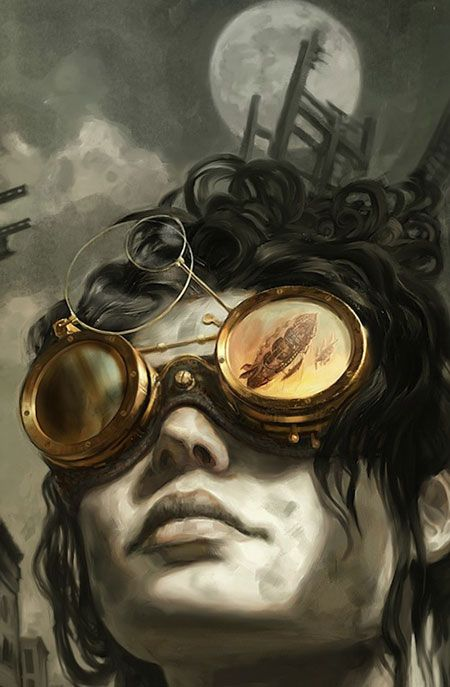20 fantastic examples of steampunk art: