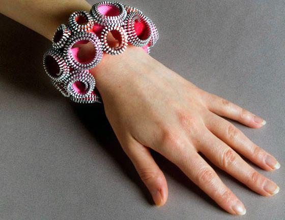 ziper bracelet