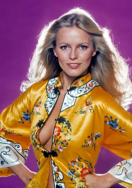 cheryl ladd 1970s my angels growing up